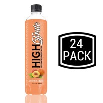 CBD Energy Water - Georgia Peach - 24 Pack