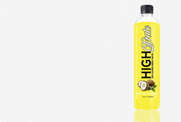 HighDrate CBD Energy Waters